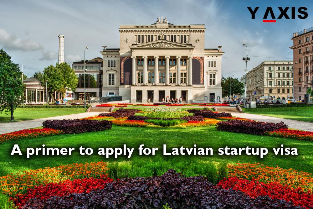Latvian startup visa