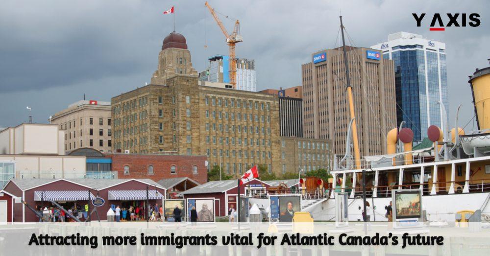 Migrate to Atlantic Canada