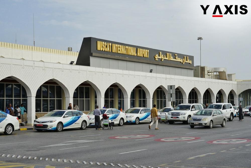 Oman Visit Visa