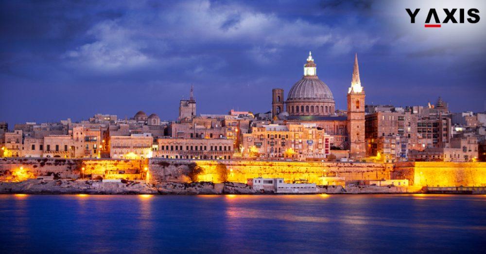 Visa for Malta