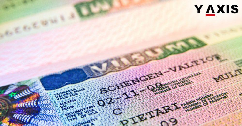 multiple-entry Schengen visa