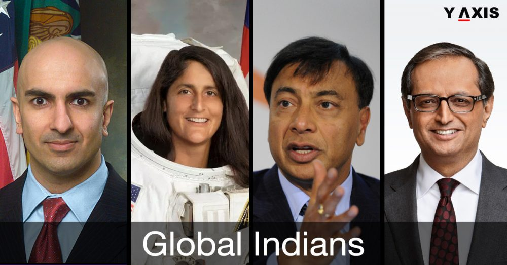 Global Indians who achieved inspiring overseas success