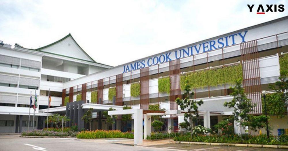 Career Development Program of JCU, Singapore