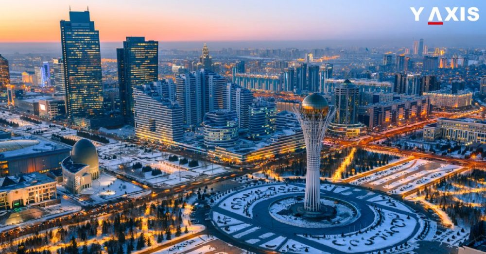 Kazakhstan Single Entry E-Visa
