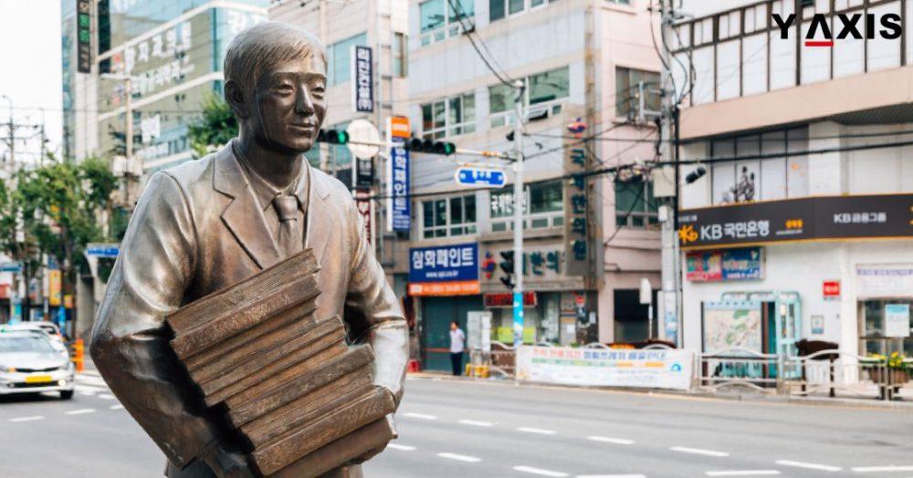 Overseas students in Korea