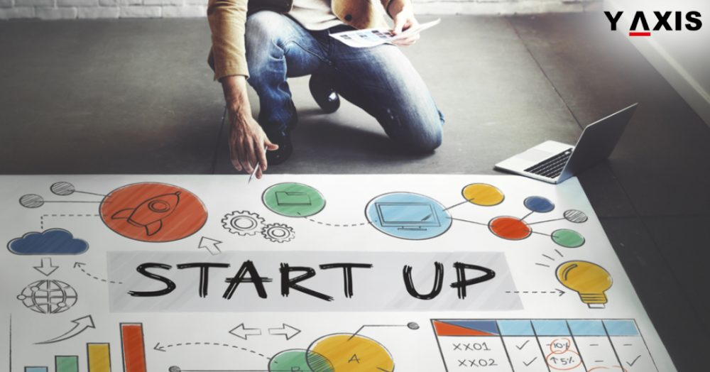 Start-ups in the US