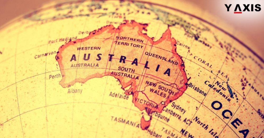 Australian Regional Areas
