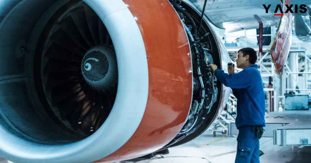 Aeronautical Engineering or Mechanical Engineering