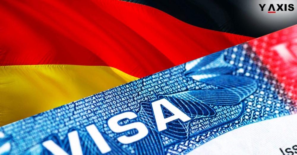 German jobseeker visa application