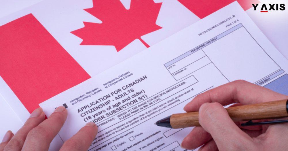 Canadian Citizenship Process