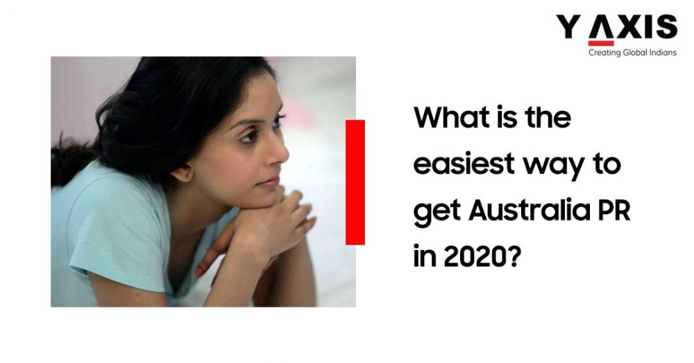 What is the easiest way to get Australia PR in 2020