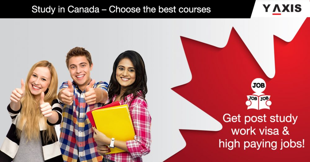 Study in Canada - Best Courses