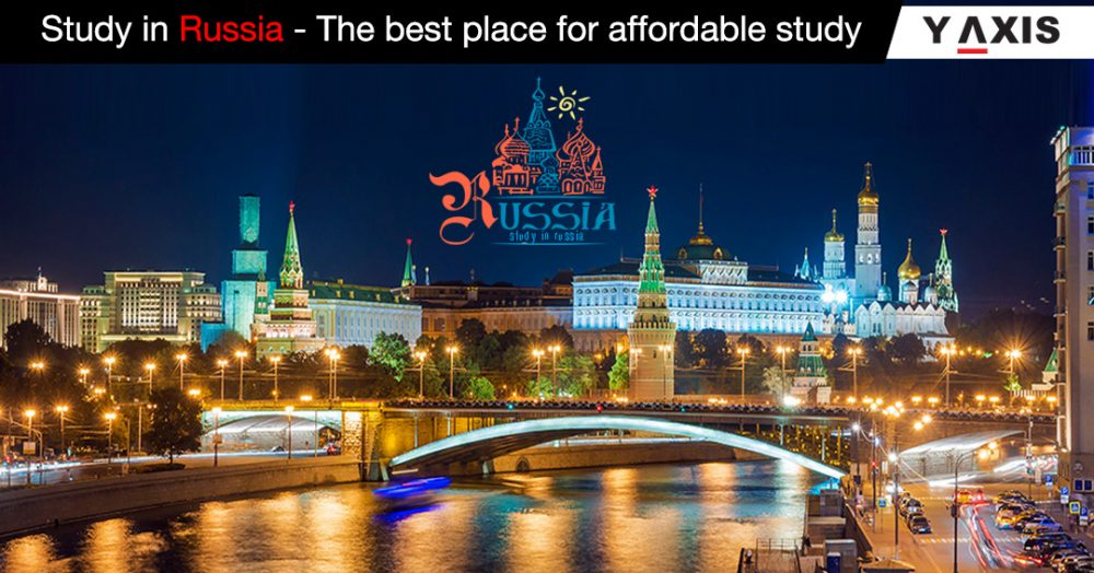 Russia Student Visa from India