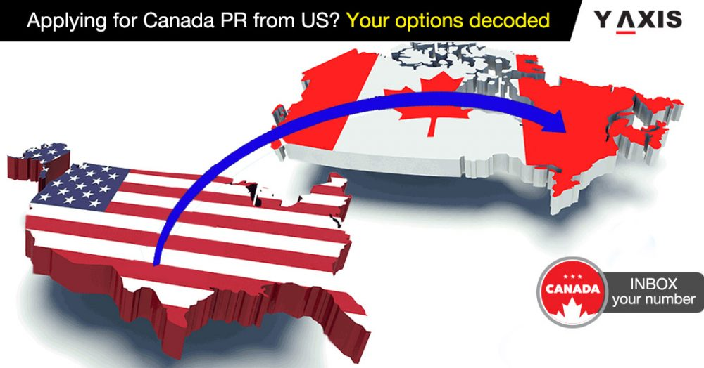 Canada PR Visa Options from US