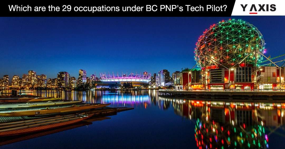 BC PNP's Tech Pilot