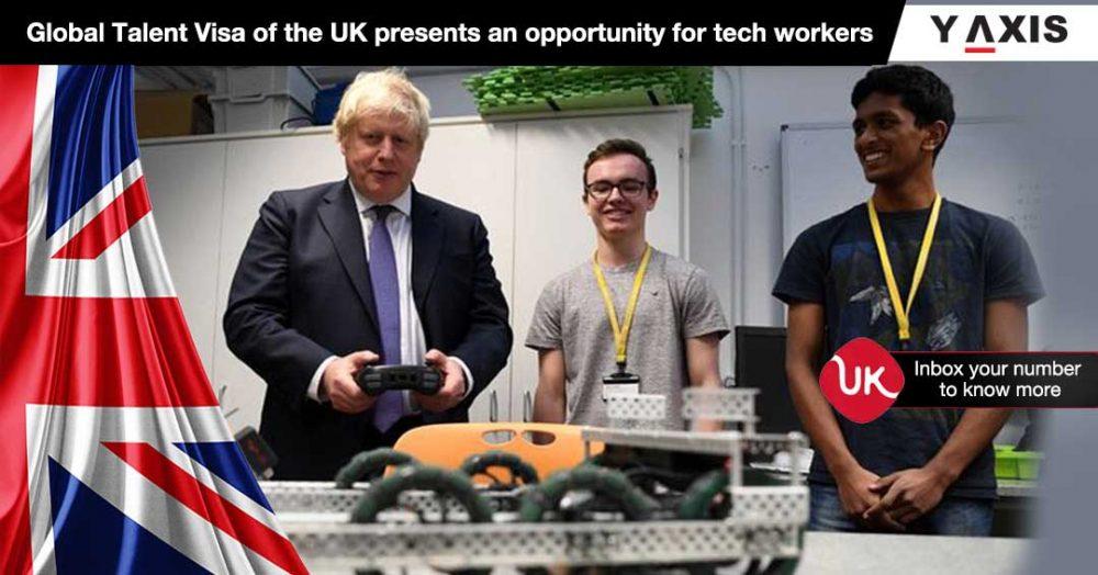 UK Global Talent Visa