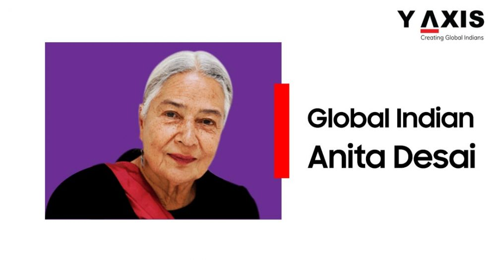 Global Indian-Anita Desai