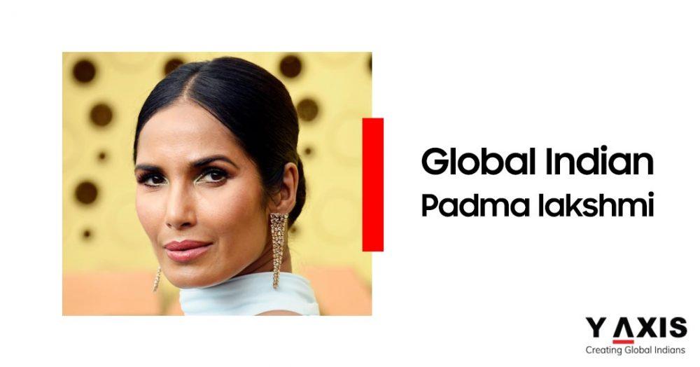Global Indian Padma Lakshmi