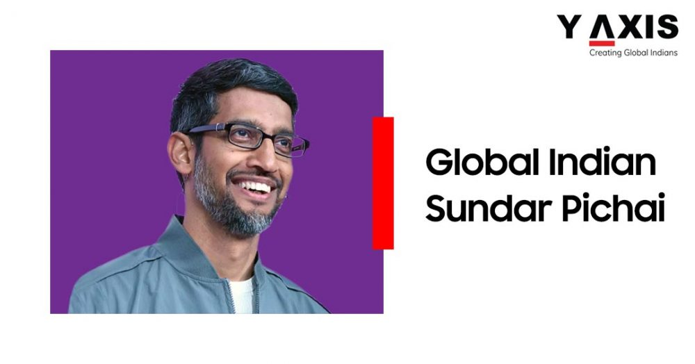 Global Indian - Sundar Pichai