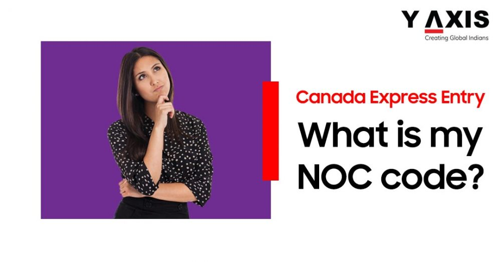 What Is My Noc Code For Canada