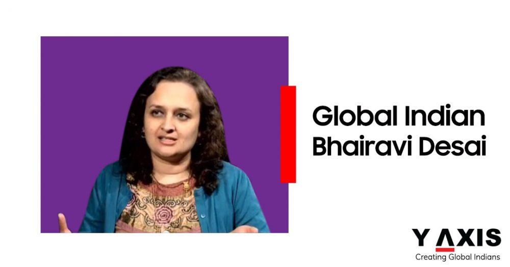 Global Indian - Bhairavi Desai