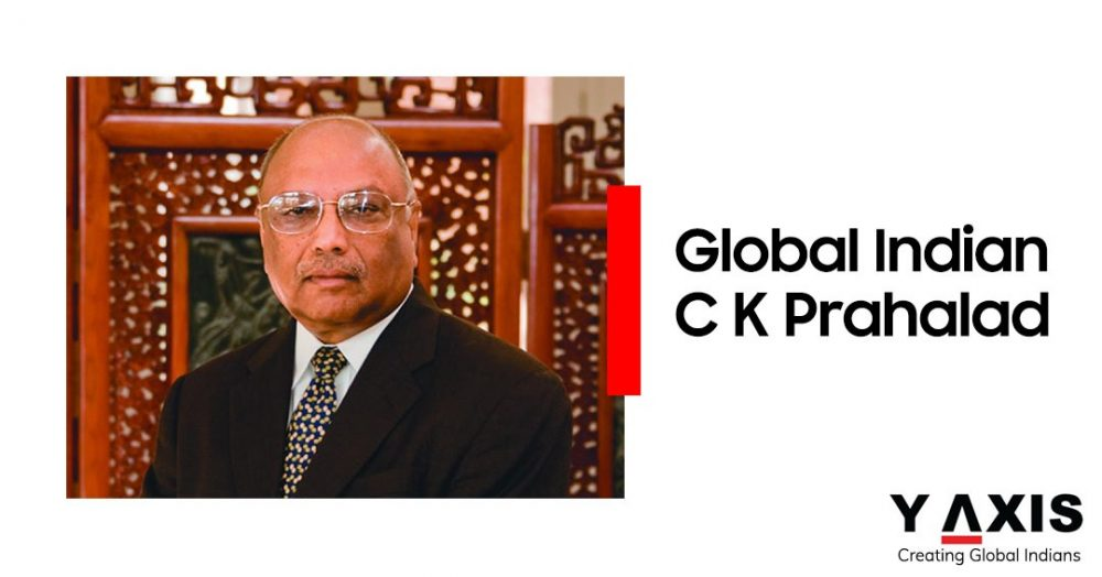 Global Indian - C.K. Prahalad