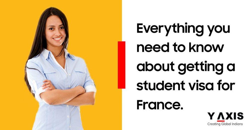 France Study Visa