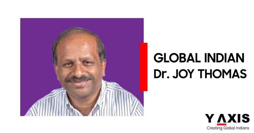 Global Indian - Dr. Joy Thomas