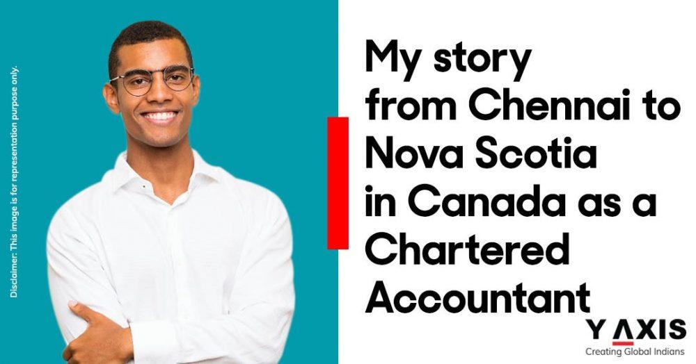 Shankar Mahadevan, CA From Chennai to Canada